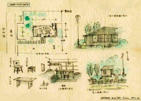 平面図 かわいい Google 検索 平面図 ハウス 建築スケッチ