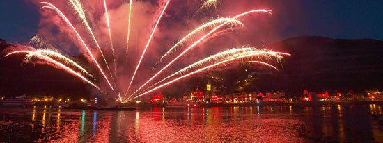Events: Veranstaltungen in Rüdesheim und im Rheingau.    © Rüdesheim Tourist AG, Fotograf: Karl-Heinz Walter