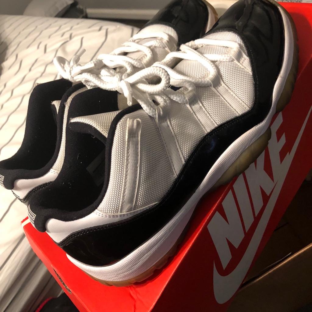 best sneakers cbadc ae3fe Jordan Shoes   Air Jordan Retro 11 Concord Lows Size 12 ...