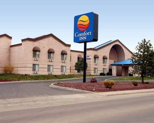 Comfort Inn Farmington Farmington New Mexico The Comfort Inn
