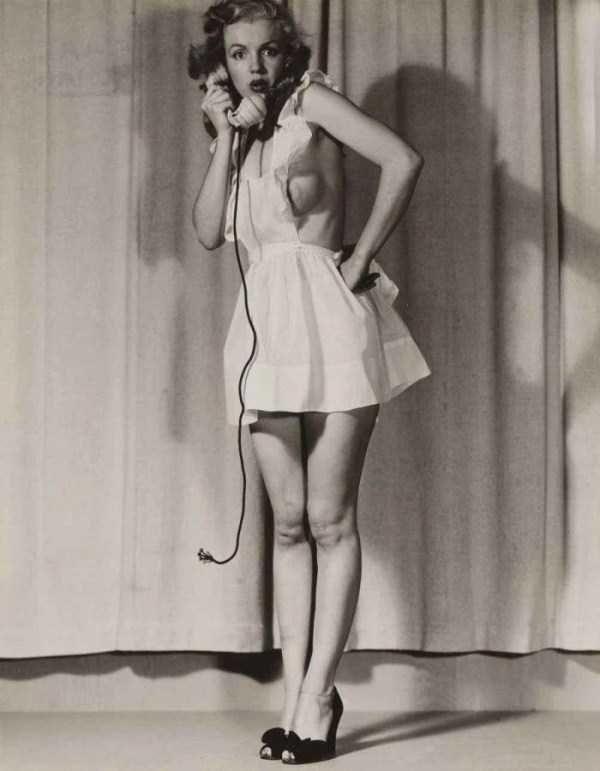 early Marilyn nudes monroe