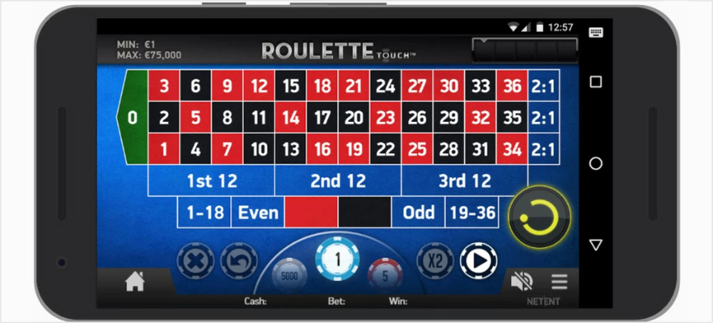 European Roulette Online Play Free Demo or for Real