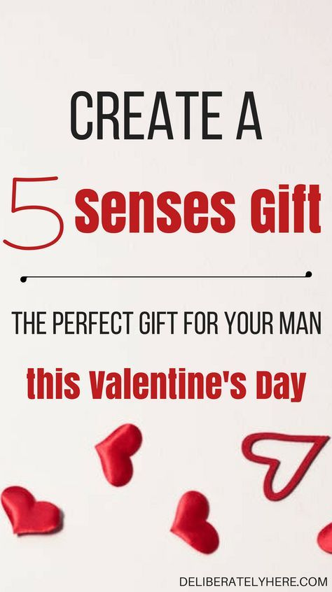 The Best 5 Senses Gift Ideas For Him The Ultimate Man Gift Thoughtful Gifts For Him Romantic