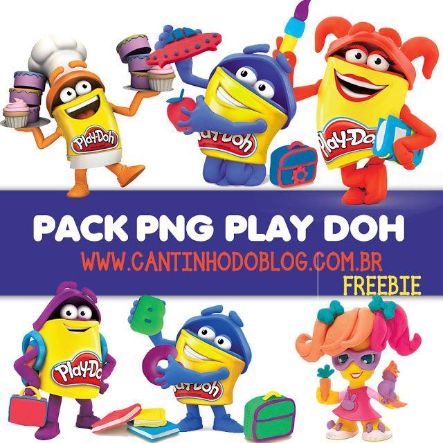 Pack Imagens Png Play Doh Cantinho Do Blog Play Doh Cantinho Do Blog Play