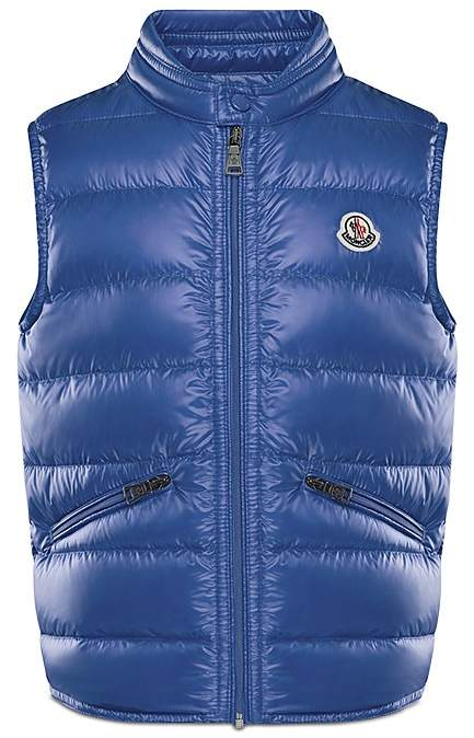 2d39aa5e Moncler Boys' Puffer Gui Vest - Little Kid | Products | Puffer vest ...