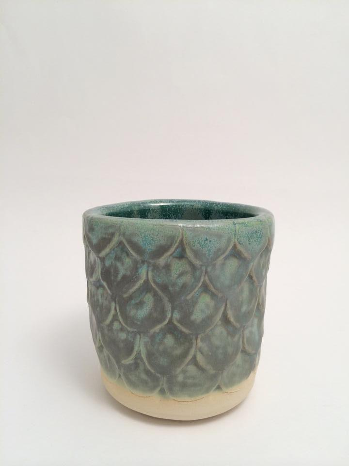 Artist marit simmons central academy high school potter