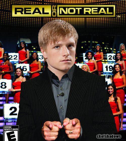 If you understand this, you are a true Hunger Games fan, and I love you. < u love me? Real or not real?