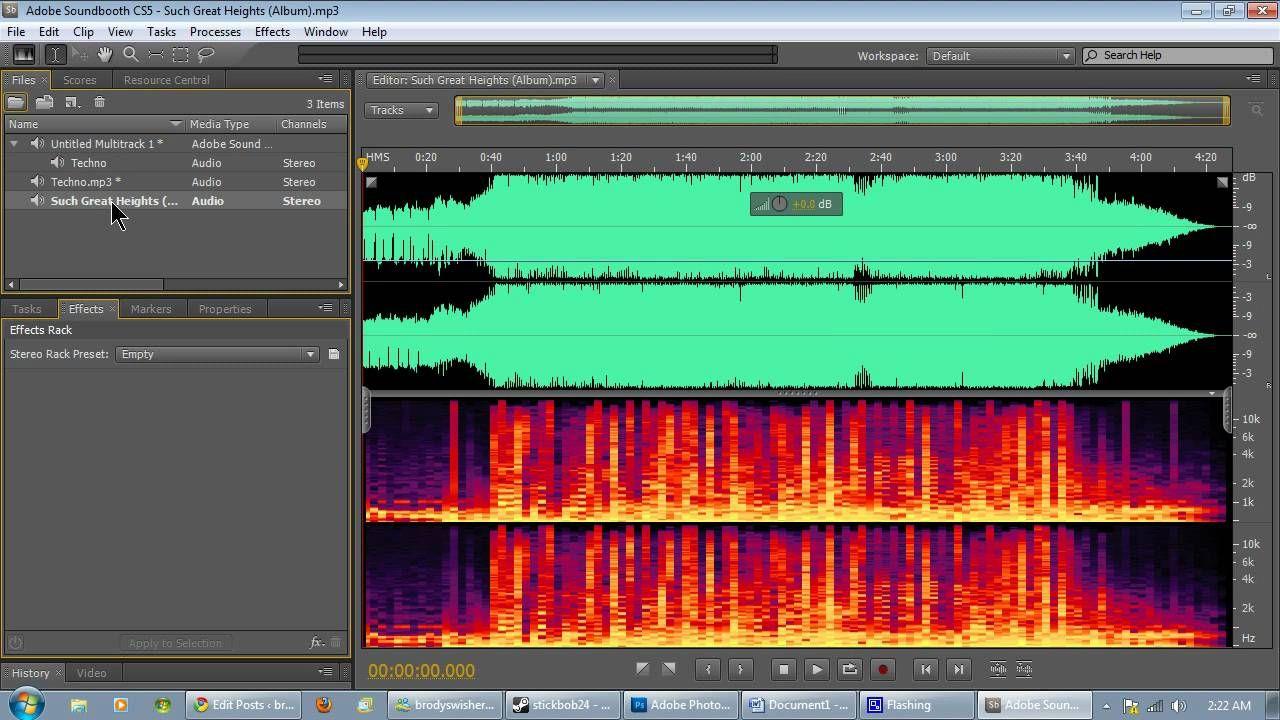 MixPad Multitrack Recording SoftwareSound mixing software