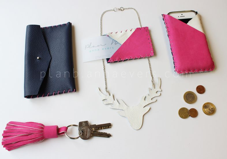 Leather accessories workshop