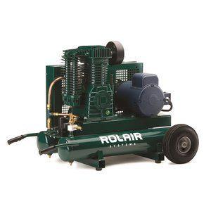 Rol Air 5230k30cs 5 Hp 9 Gallon 230 Volt Compressor