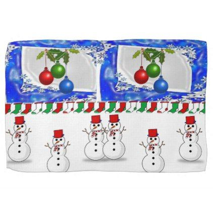 kitchen hand towel christmas - kitchen gifts diy ideas decor special unique individual customized