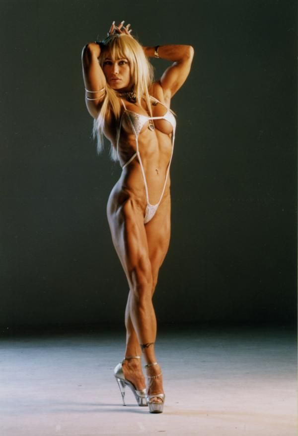 Inna Uit in S1 Photo Set 1 at WPWMAX.com #femalemuscle #