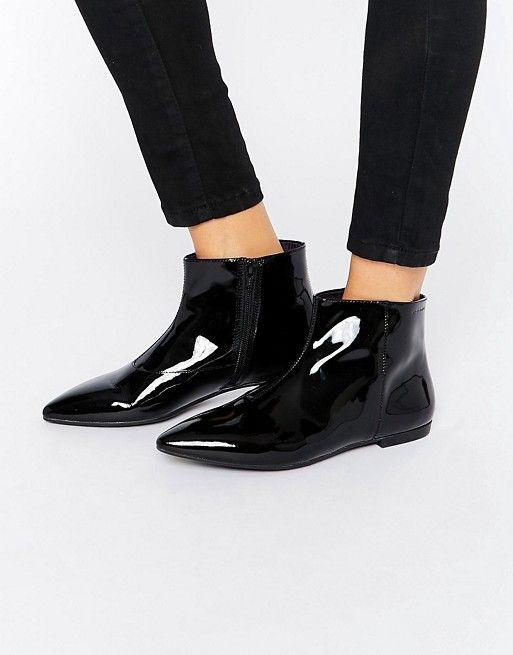 Zapatos negros Vagabond Katlin para mujer NISWISED