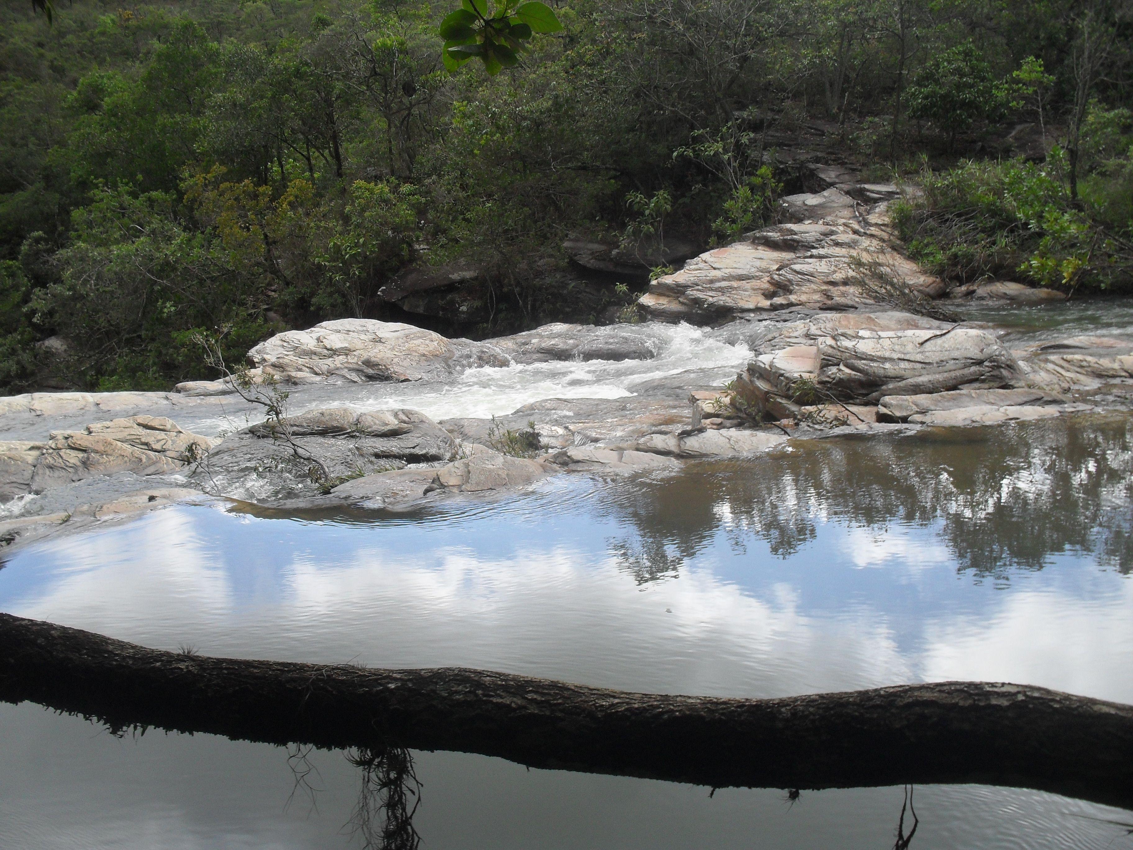 cachoeira da zilda carrancas MG