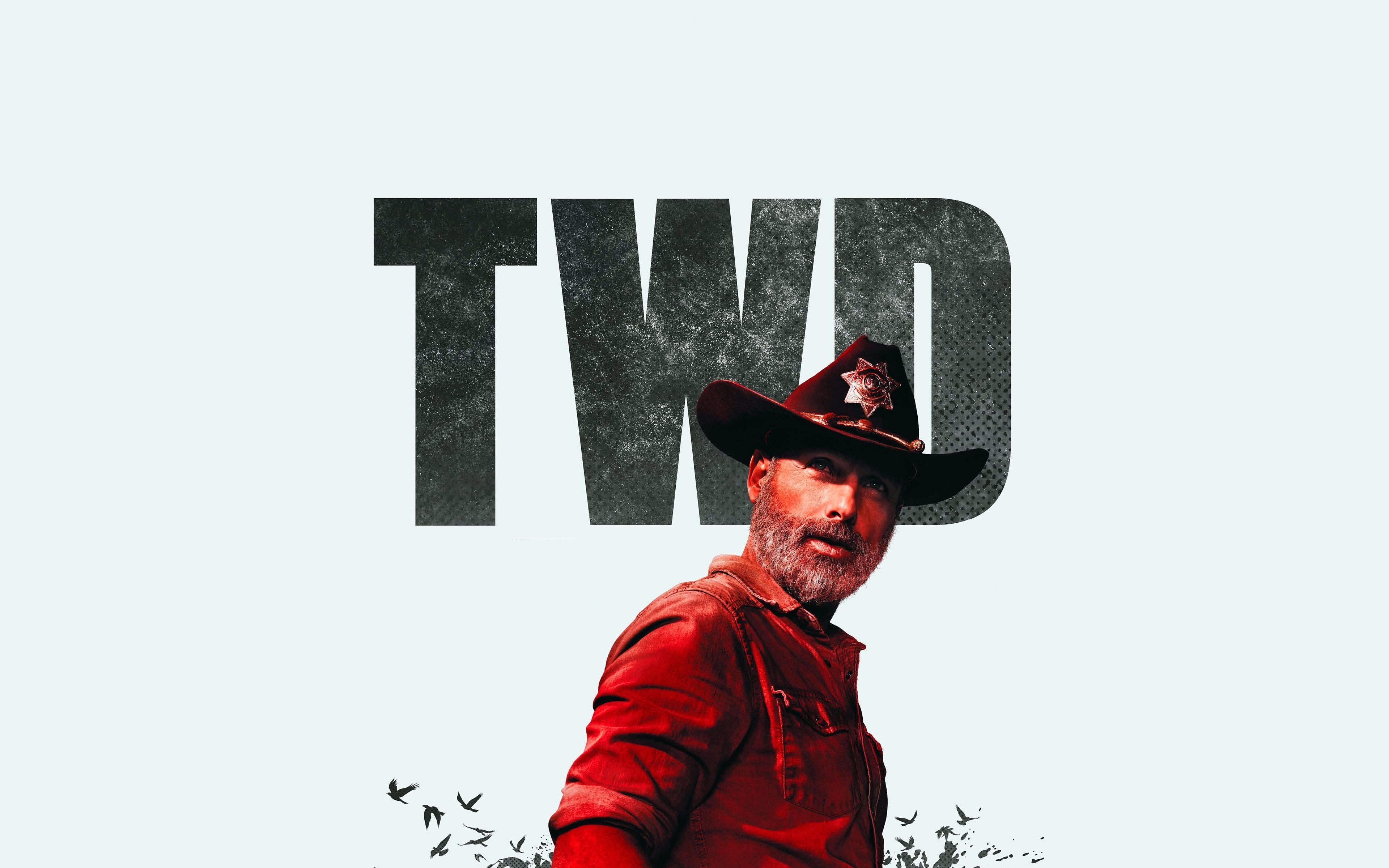 Walking Dead Season 9 Rick Grimes 4k Wallpaper Hdwallpaper Desktop Walking Dead Season 9 Walking Dead Season The Walking Dead