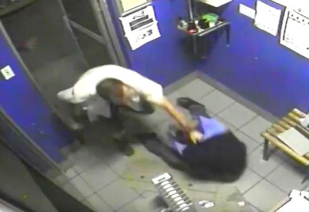CCTV footage has been published of a petrol attendant being brutally assaulted by two men in Tzaneen, Limpopo. Watch.