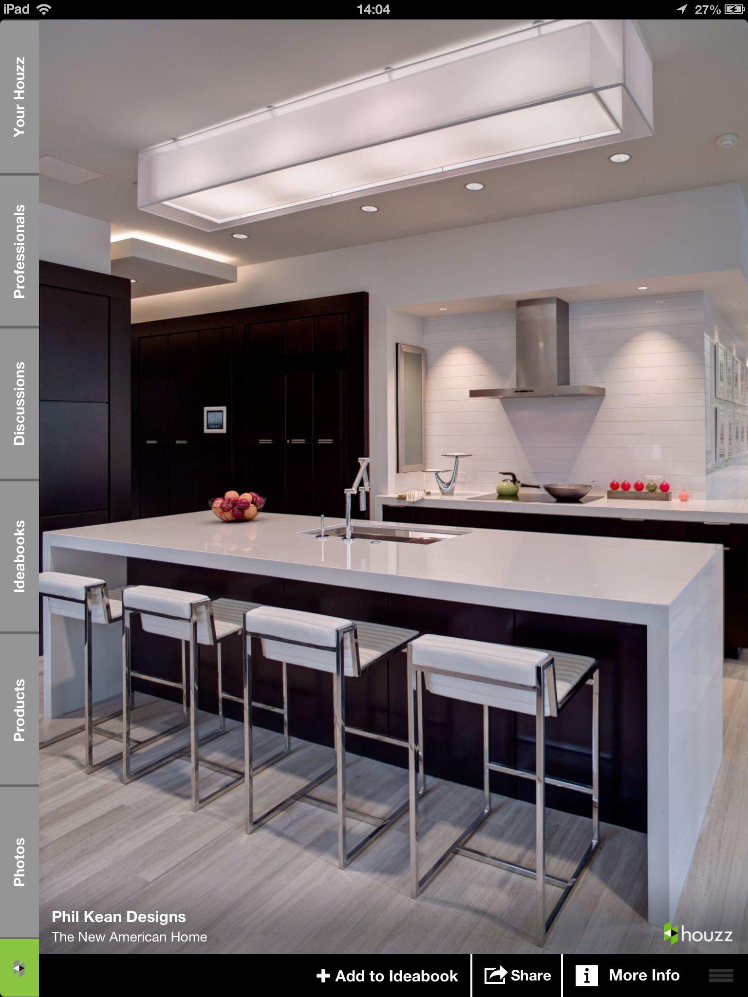 Diseño Y Decoracion De Cocinas Modernas | Diseños Y Decoración De ...