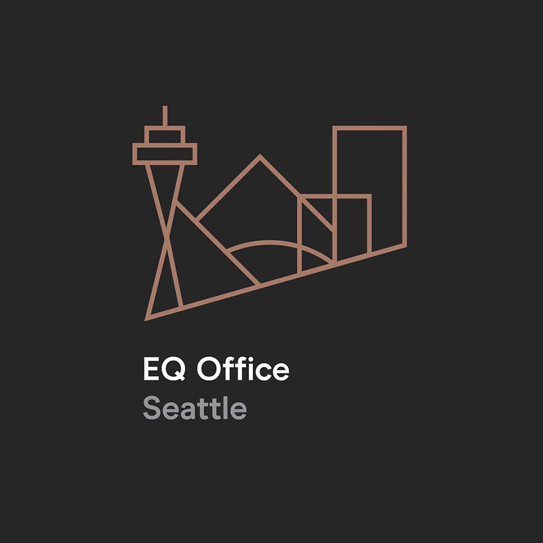 Modern Era In Use By Madewithfriends For Equityoffice A Company Which Owns And Operates A National Portfolio Office Logo Logo Design Graphic Design Packaging