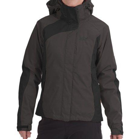 Jack Wolfskin Serpentine Texapore Jacket Waterproof, 3 in