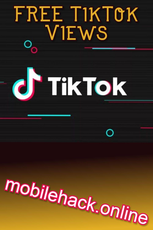 Free Tiktok Views In 2020 Tik Tok Tok How To Get