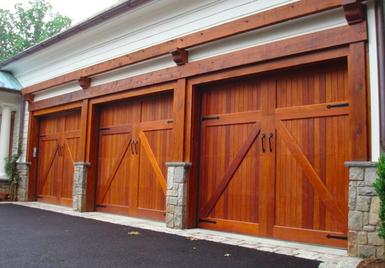 Wooden Garage Doors: Pros And Cons