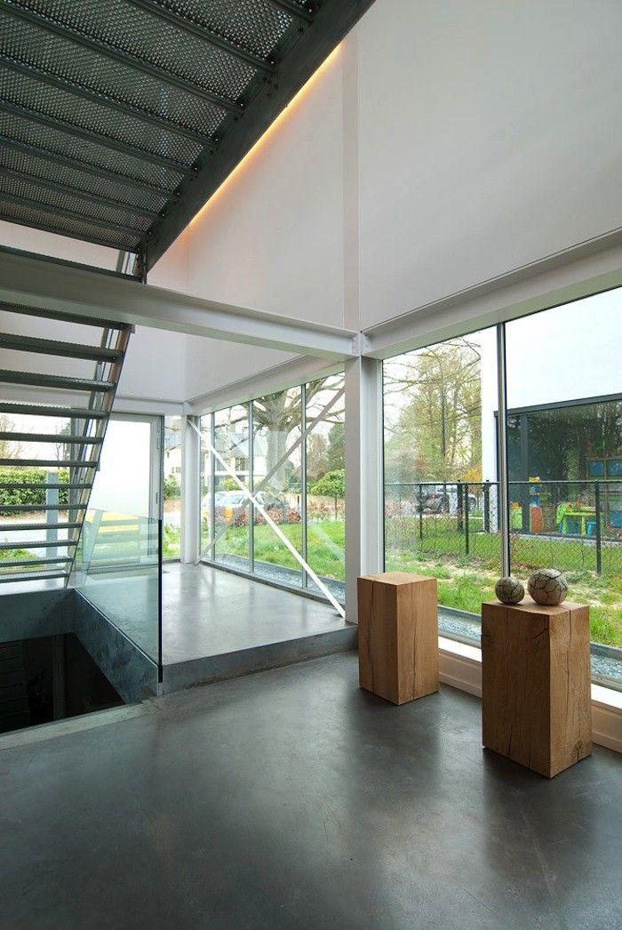 Greenhouse In Belgium By Carl Verdickt Of Verdickt Verdickt