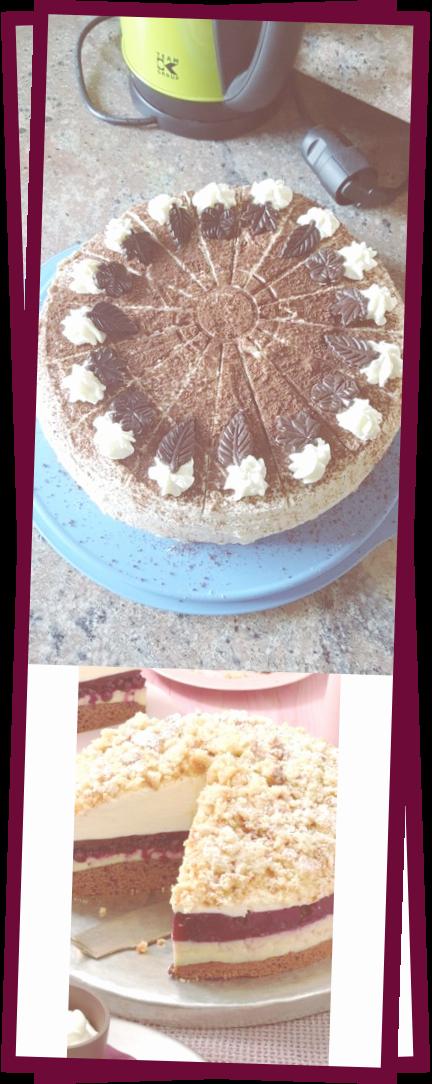 Photo of Baileys – Torte Mit Mascarpone – Apfel Kuchen –  Baileys  Torte Mit Mascarpone…