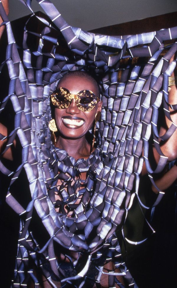Grace Jones at Studio 54, 1978