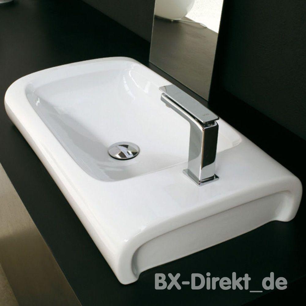 Hidra Hi Line Aufsatz Waschtisch Hi17 Waschbecken Aus Italien Nano