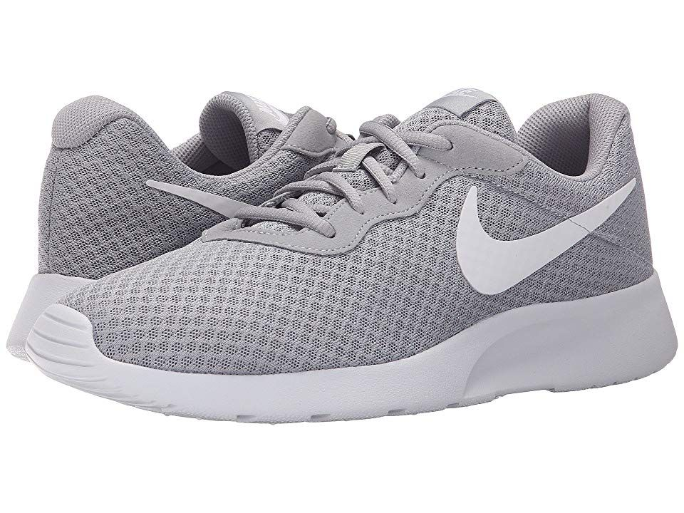 c3fc608dddb Nike Tanjun (Wolf Grey White) Men s Running Shoes. Inspired by one of Nike s  favorite shoes the Nike Tanjun will be a great addition to any outfit with  its ...