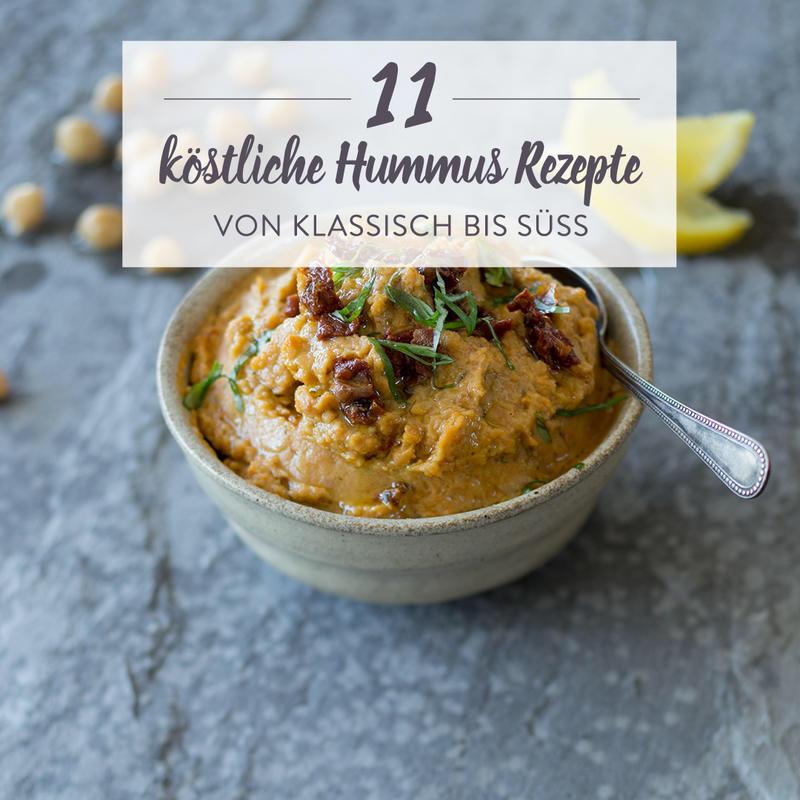 Hummus richtig gut selber machen: So gelingt dir das Mus
