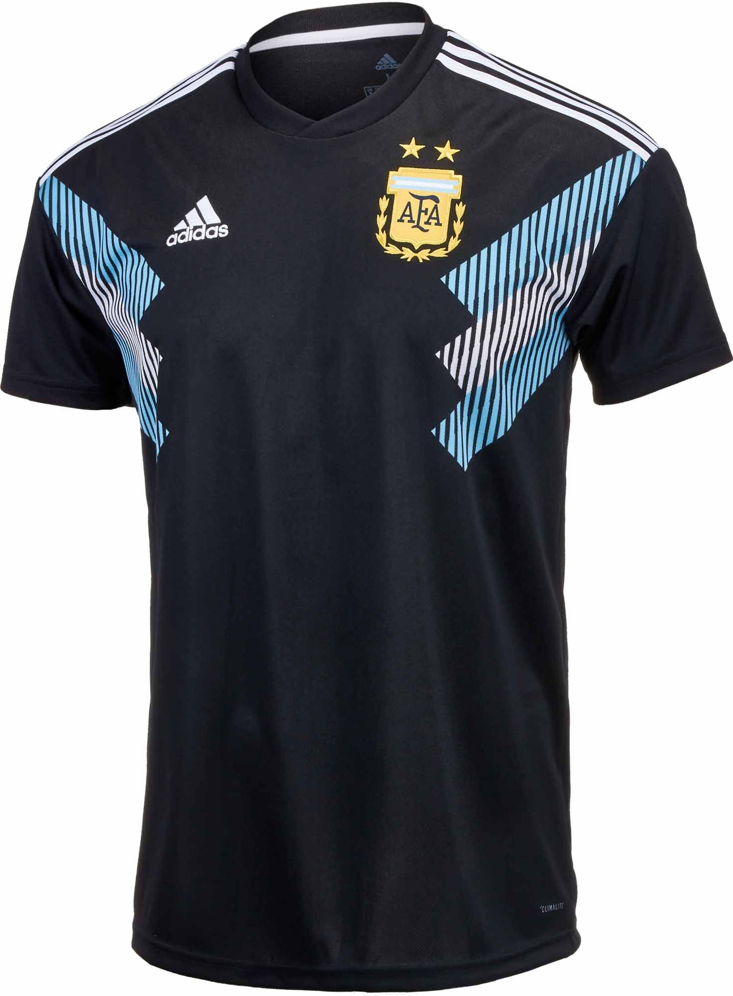 466ac8337b3 2018 adidas Argentina Away Jersey. Buy it from SoccerPro