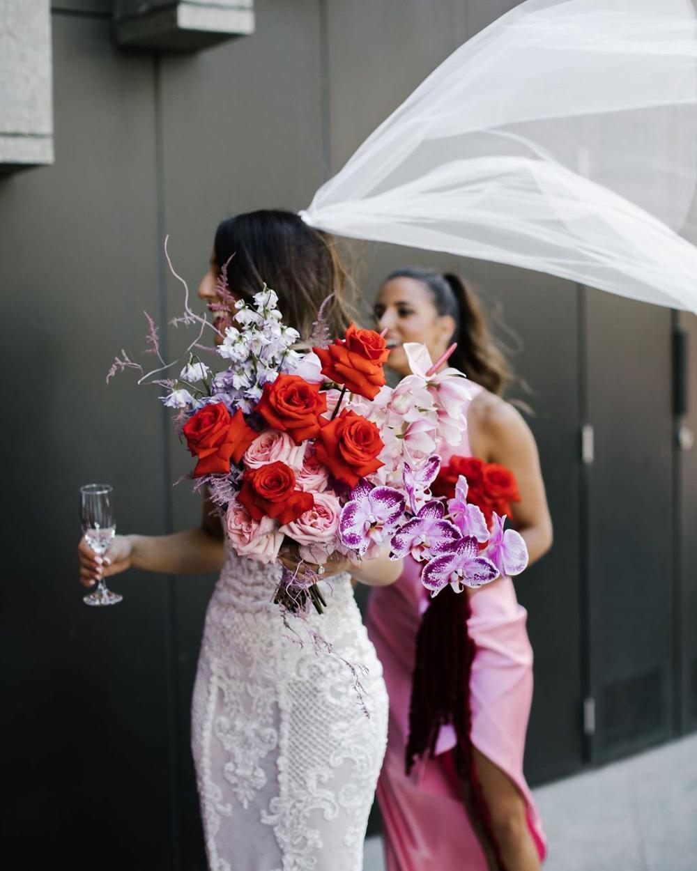 Pin By Palmer Flowers Loveland On Bouquet Dreamin In 2020 Colorful Wedding Flowers Wedding Flower Decorations Wedding