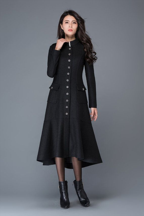 9e8374164da Maxi coat