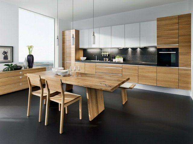 1000 ideas about cuisine linaire on pinterest plan de cuisine cuisine intgre and marie claire maison - Cuisine Lineaire Avec Ilot