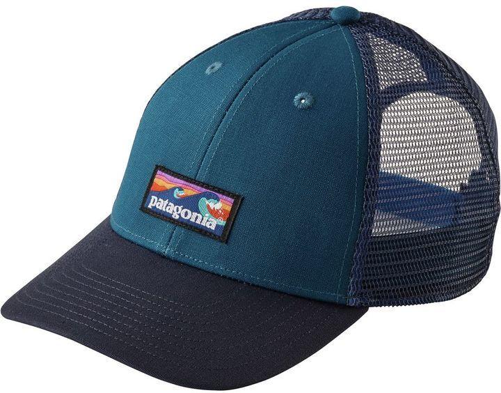 Patagonia Board Short Label Trucker Hat  c5ad6cbda898