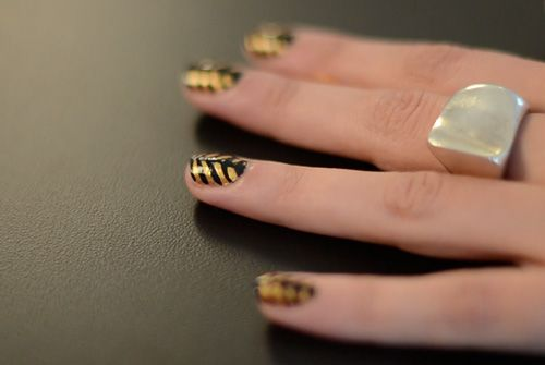 Zipper Nail Art Tutorial Nail Art Video Nail Art Designs Videos