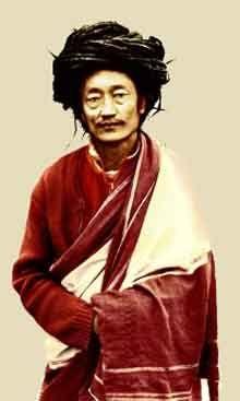 In Tibetan Buddhism and Bon, a Ngakpa (Tibetan: སྔགས་པ, Wylie
