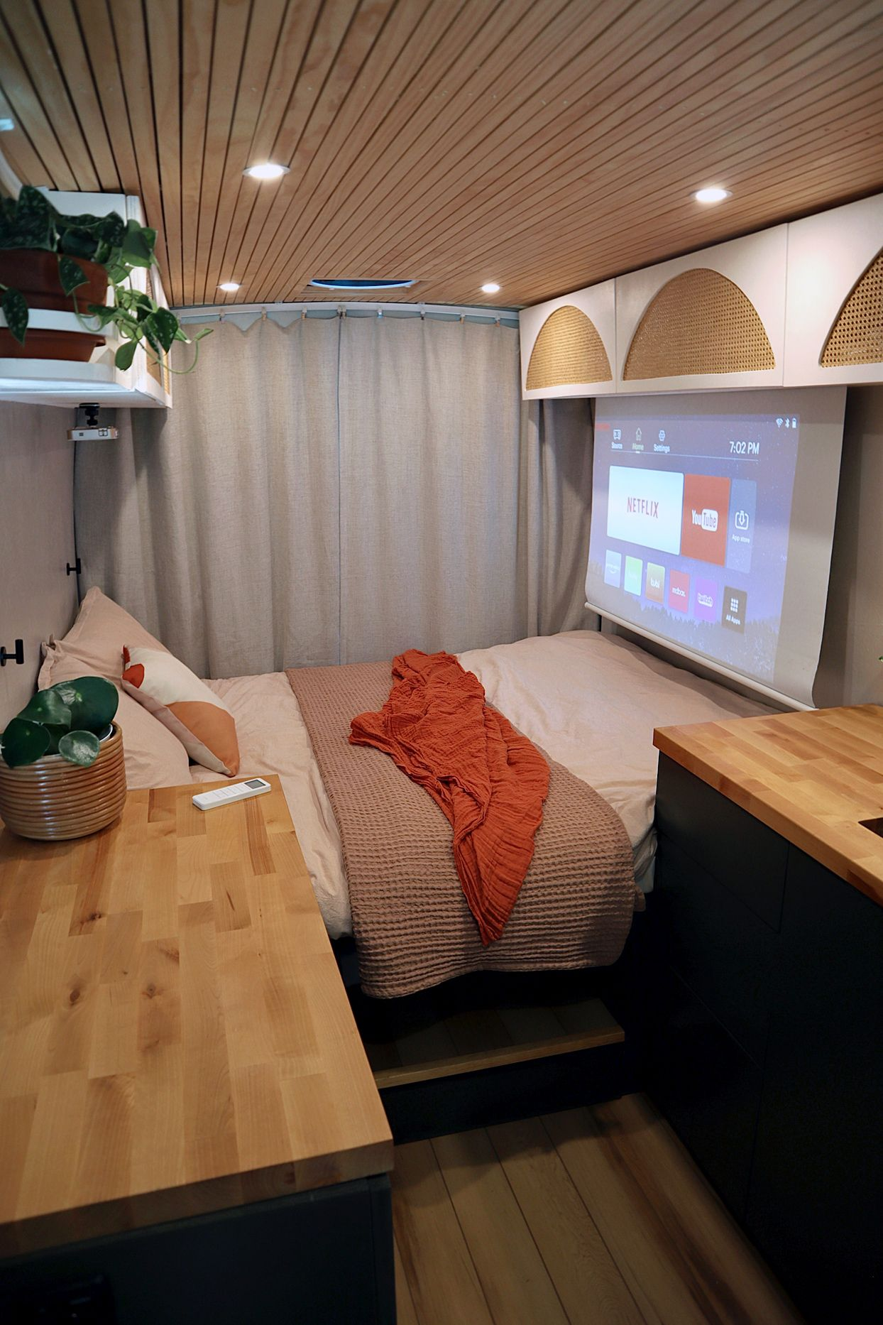 This Incredible Van Makeover Features Clever DIYs You Can Steal for Any Small Space