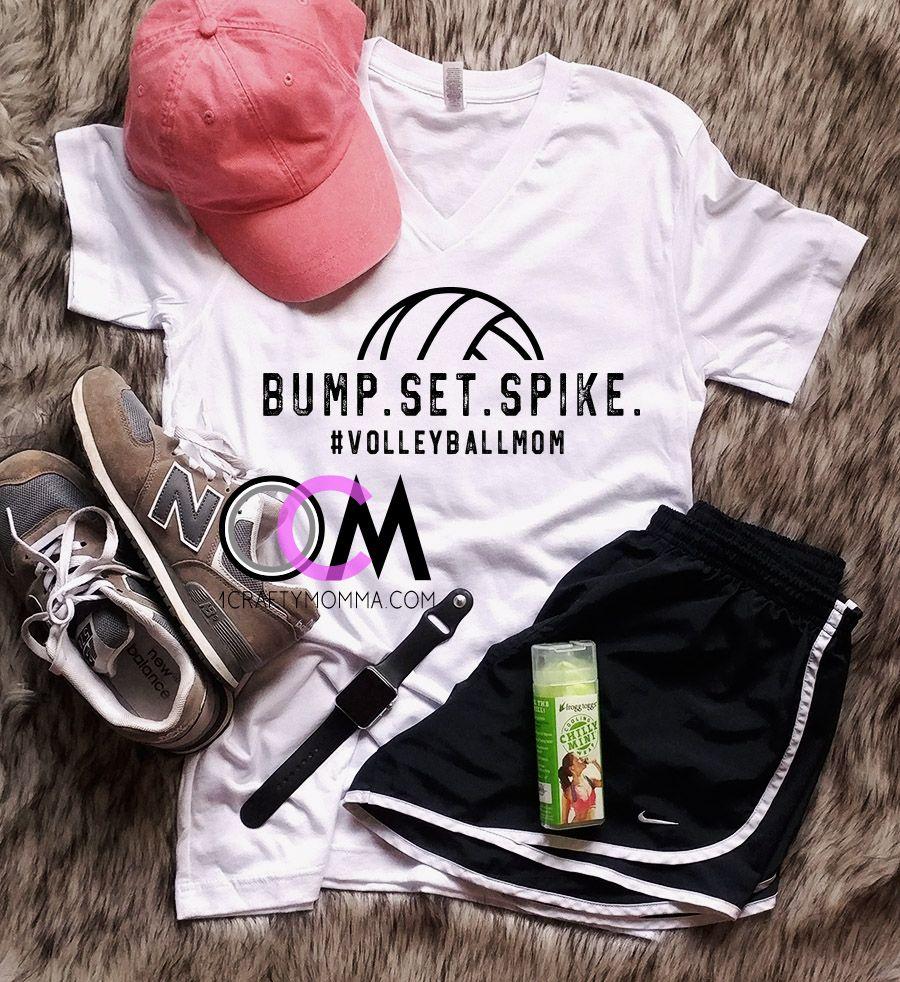 Bump Set Spike Volleyball Mom Shirt Volleyballmom Shirt Proud Volleyball Mom Shirt Volleyball Mama T Shirt Volleyball Mom Shirt V Neck One Crafty Momma Volleyball Mom Shirts Sports Mom Shirts Volleyball Mom