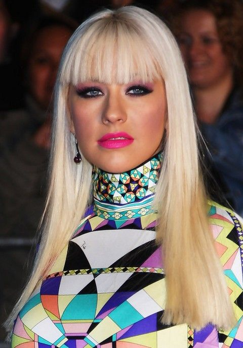 Top 40 Most Beautiful Hair Looks Of Christina Aguilera Pretty Designs Christina Aguilera Beautiful Hair Christina Maria Aguilera