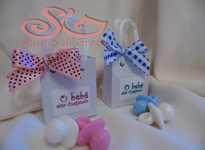 Infantil/Nascimento/Chá de Anos - Lembrancinhas Personalizadas