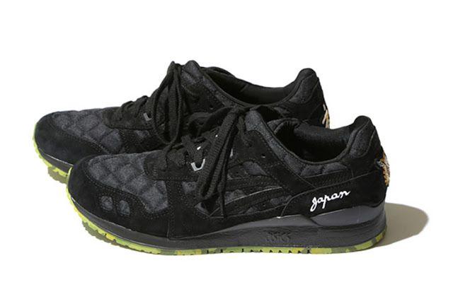 mita sneakers & Beams Rework the ASICS GEL Lyte III