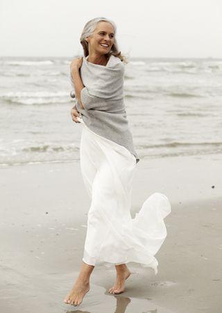 Ingrid Becker Modestil Reife Mode Frau