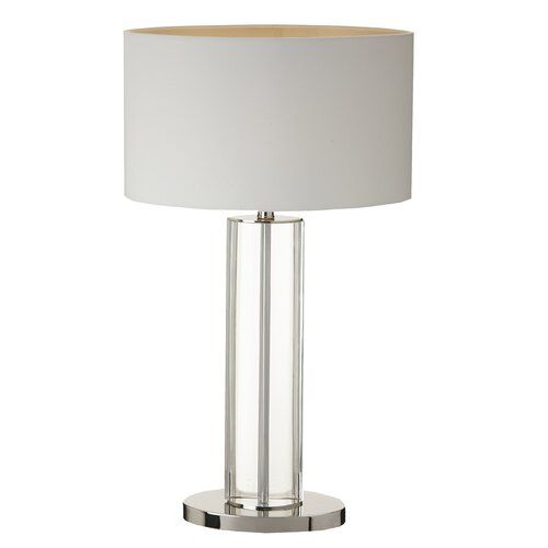 Queensbury 72cm Table Lamp Charlton Home Lamp Tall Table Lamps