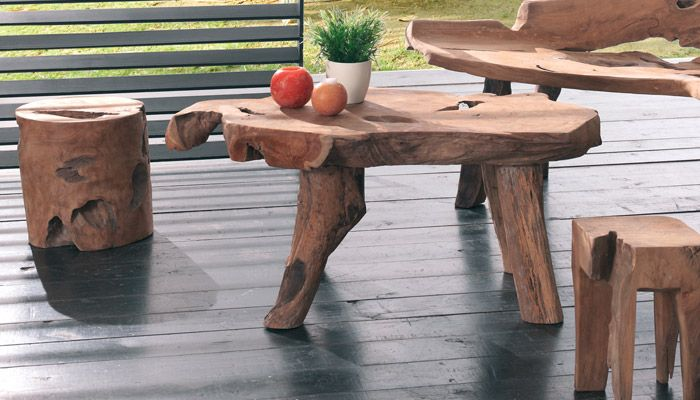 Table Basse Farmer Table Basse Teck Table Basse Table