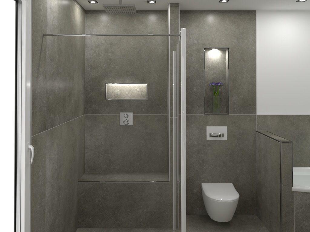 Optimale gestaltung und maximal platz nutzung #dusche #showerroom