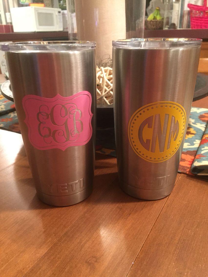 Personalized yeti cup Yeti cup personalized, Personalize
