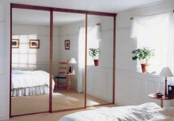 Mirrored Closet Doors Lowes Minimalist Sweet Home Closets