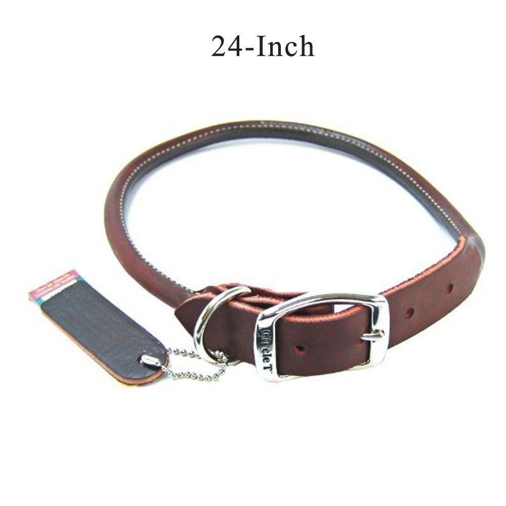 73be7015c6 Dog · Coastal Pet Latigo Leather Round Collar   For more information